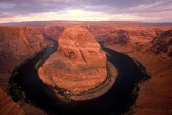 Horshoe Bend Colorado River Arizona