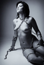 Alyssa In Chains
