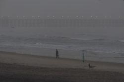 Oceanside, California, pier, beach